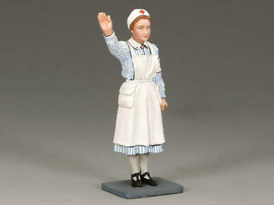 King And Country Lah128 German Nurse - 1:30 Scale • 99.99£
