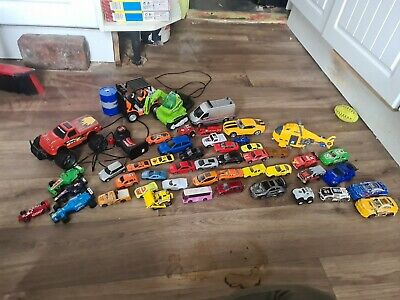 Assorted Toy Car Bundle 48 In Total • 5£
