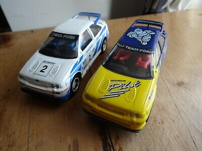 Scalextric Ford Escort Team Ford Lot  • 6.50£