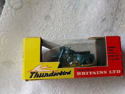 Britains Triumph Thunderbird Motorcycle • 50£