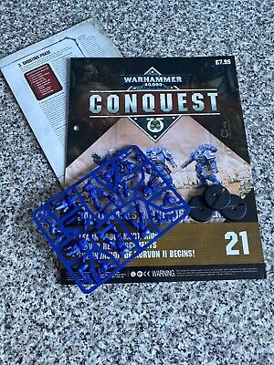 Warhammer Conquest Issue 21 • 7.99£