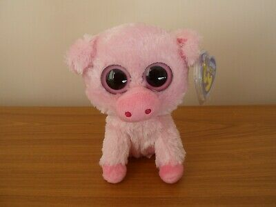 Ty Beanie Boos Boo Corky The Cute Pig From 2012 • 12.50£
