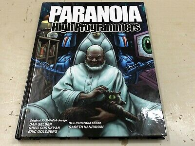 Paranoia - High Programmers Core Rulebook • 0.99£