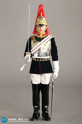 Dragon Dreams Did 1/6 Scale Modern British The Blues & Royals • 109.99£