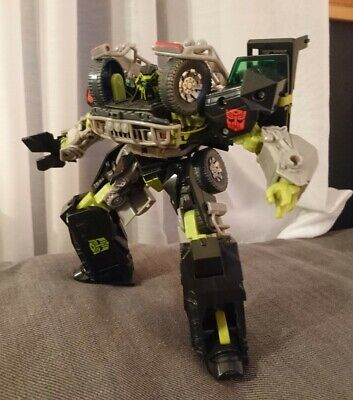 Transformers HFTD Night Opps Ratchet Complete • 17£