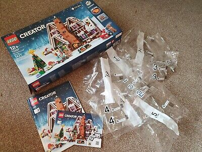 LEGO Empty Box (10267) Box And Instructions Only, No Lego Pieces • 6£