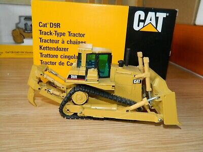 CAT D9R Track Type Tractor Caterpillar 1:50 Sclae Diecast By NZG No. 451 /233   • 55.50£