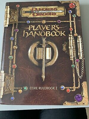 Dungeons & Dragons By Wizards Of The Coast - Players Handbook Core Rulebook 1 • 30£