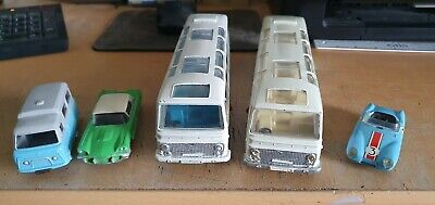 Collection Of Corgi/Dinky Vehicles • 20£