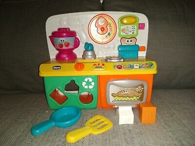 Chicco Talking Kitchen • 4.99£