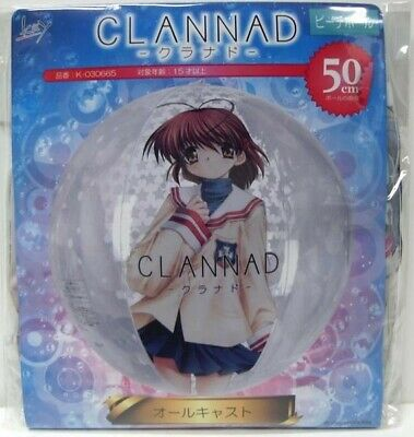 Anime Clannad 50cm Beach Ball Type 2 • 16.30£