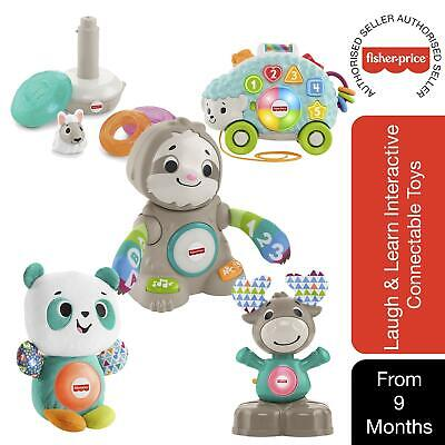 Fisher-Price Linkimals Interactive Toys Playset With Lights & Sounds • 25.99£