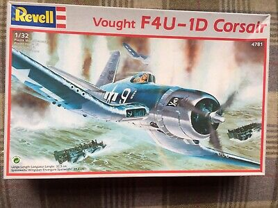 1:32 Revell Vought F4U-1D Corsair • 18£