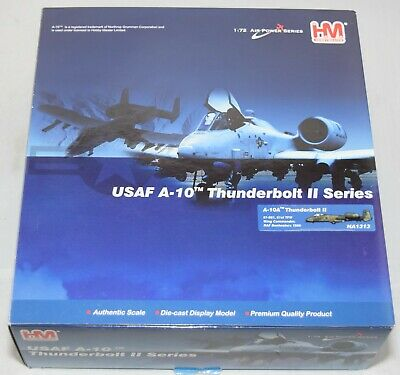 Hobby Master Ha1313 A-10a Thunderbolt Ii  81st Tfw Raf Bentwaters 1:72 Scale • 99.99£
