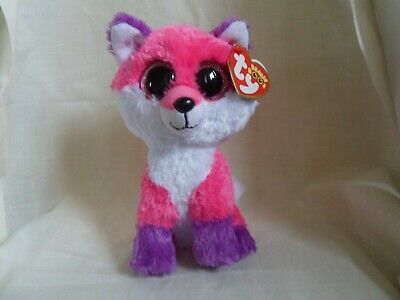 Ty Beanie Boos Boo Joey The Fox - Claire's Store Exclusive  • 14£