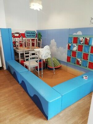 Used Soft Play Equipment • 400£