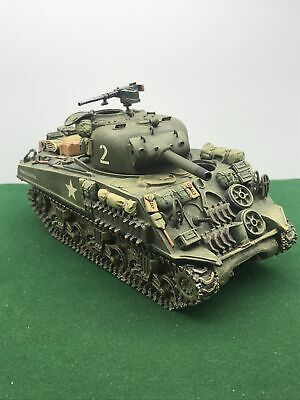 King And Country Ww2 American M4a3 Sherman Tank • 119.99£
