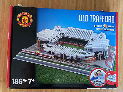 Old Trafford 3d Puzzle • 7£