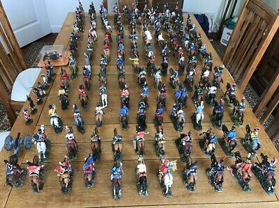 Complete Collection Del Prado Cavalry Of The Napoleonic Wars, & Extras 130 Items • 525£