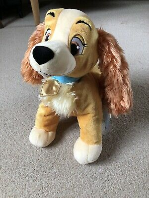 Disney Store Lady And The Tramp 'Lady' Plush Toy New • 19.99£