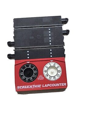 Vintage Scalextric Lap Counter C277 Boxed • 9£
