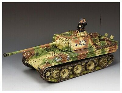 WS351 WW2 Panther Ausf. G. German Panzer Tank Mint In Box Normandy D-Day WS 351 • 340£