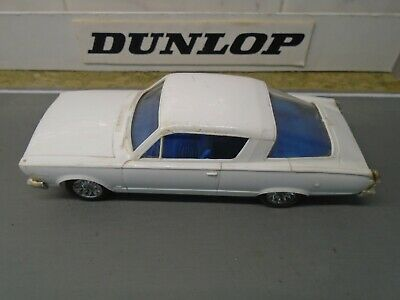 1960's 1/32 Strombecker Plymouth Barracuda - Complete Car - Revell Monogram • 5.50£
