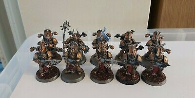 Thousand Sons Rubric Marines Painted • 7.70£