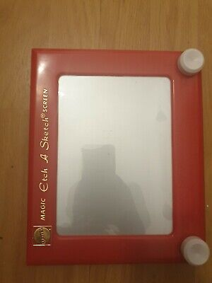 Etch-A-Sketch Drawing Toy - Barely Used • 5.50£