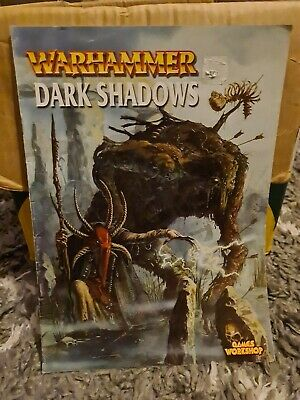 Warhammer Fantasy - Albion - Dark Shadows Campaign Supplement Rule Book  • 8£