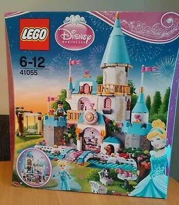 New & Sealed. Lego 41055 Cinderella's Romantic Castle - Disney  2014 • 20£