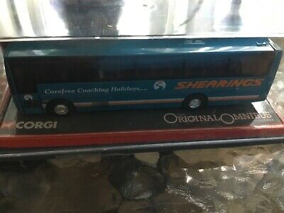 1:76 Scale 1995 Vanhool Shearings Holidays Coach Mint Condition • 6£