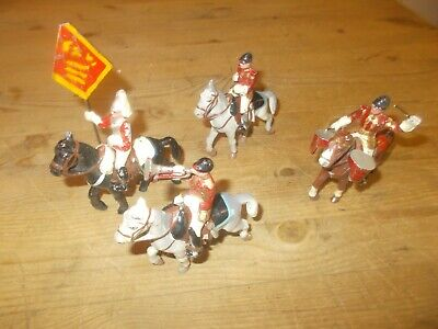 Vintage Metal Drum Horse Plus 3 Other See Pictures • 9.99£