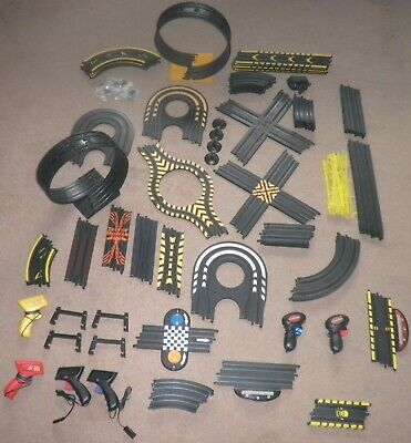 Micro Scalextric Track  Parts • 7.50£