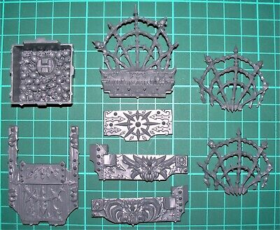 Slaves To Darkness Chaos Warshrine Bits/Parts - Multilisting • 13.99£