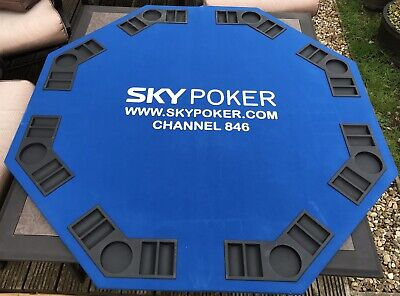 Sky Poker Table Top Limited Edition • 80£