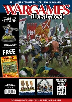 Wargames Illustrated - September 2020 - Issue 393  • 3.50£