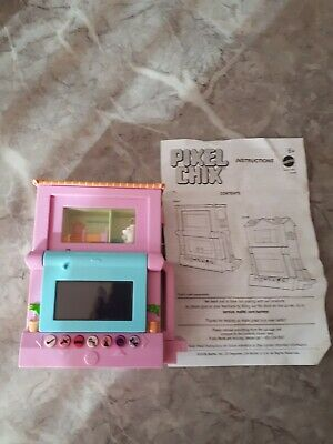 Pixel Chix  Interactive House  In Working Order • 10£