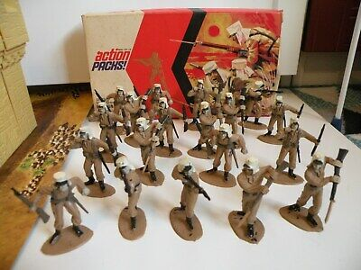 Action Packs No AP8 Desert Fighters - Foreign Legion • 20£
