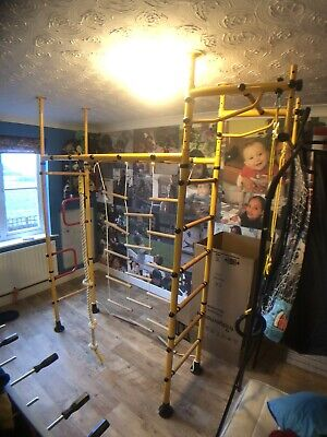 Indoor Jungle Gym Climbing Frame • 75£