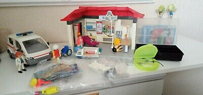 Playmobil 5012 Hospital Clinic Set. Pre Owed  • 4.99£
