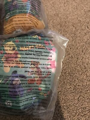 Vintage Mcdonalds Happy Meal Complete 1998 Winnie The Pooh Plush Toys  • 1.70£