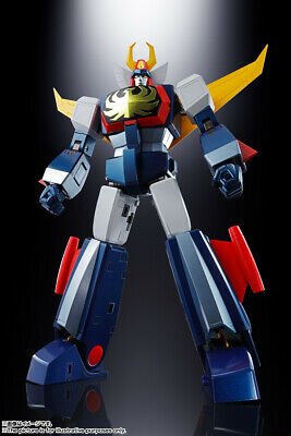 Soul Of Chogokin Invincible Robo Trider G7 Japan Version • 299£