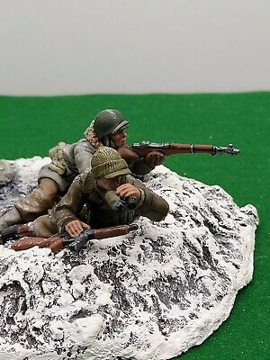 1/30 Scale Honour Bound AMERICAN SOLDIER WINTER Works With King And Country 1 • 89.99£