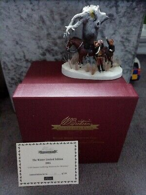 Britains 41130 Winter Limited Edition 2004.  • 14.99£