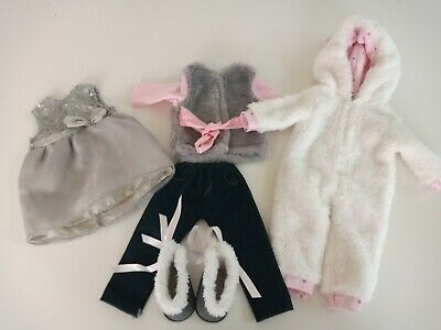 18  Dolls Clothes Bundle (John Lewis) • 3£