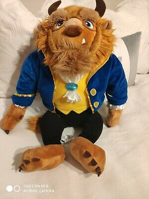 The Beast From Disney Beauty And The Beast Plush Teddy Genuine Disney Large • 3.20£