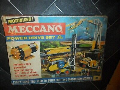 Estate Clearance   Large Boxed Meccano*  Set/  Used/ Condition • 35£