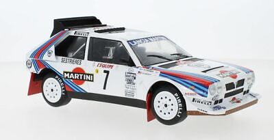 IXO 18RMC046A B Or C LANCIA DELTA S4 Rally Car Toivonen Biasion Alen 1986 1:18th • 84.46£