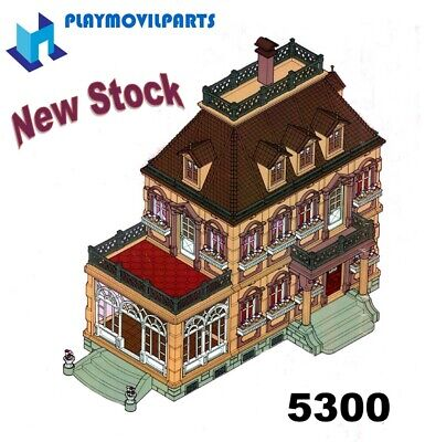 PLAYMOBIL  5300 VICTORIAN MANSION MKI            Multi • 11£